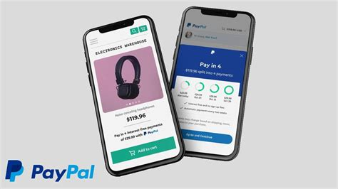 PayPal Launches 'Pay in 4' Interest-Free Option