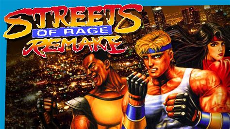 Streets of Rage Wallpaper (78+ images)
