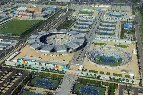 Beijing Olympics' Gym and Stadiums Pictures