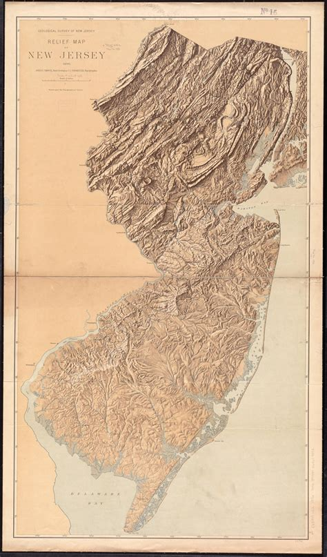 Geological Survey of New Jersey, 1896 [1740x2966] in 2020
