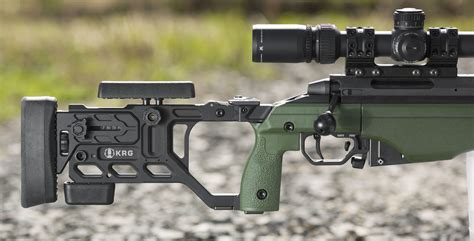 TRG Folding Stock – Kinetic Research Group