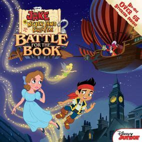 Jake and the Never Land Pirates Battle for the Book | Jake
