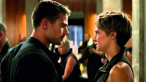 All Four and Tris Scenes Part 9 (Insurgent) - YouTube