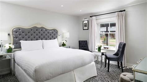 Deluxe Rooms - Luxury Accommodation - The Lodge at Ashford