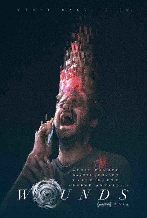 Wounds (2019) Poster #1 - Trailer Addict