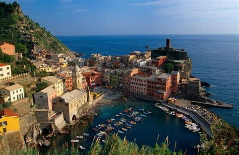 Cinque Terre National Park, Italy -- National Geographic