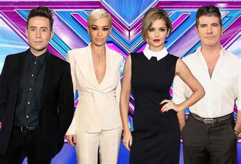 X Factor UK's new judging line-up   Entertainment, News
