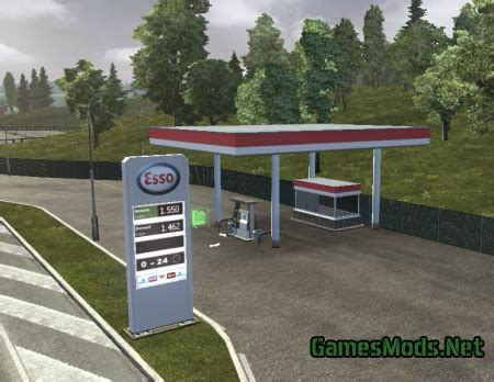 Real Gas Stations » GamesMods