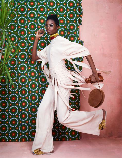 Africa Rising - YES!   African Prints in Fashion