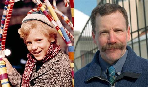 Charlie Bucket of 1971 (Peter Ostrum) then and now (With