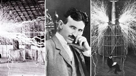 Did Extraterrestrials Play the Role in Nikola Tesla's Success?