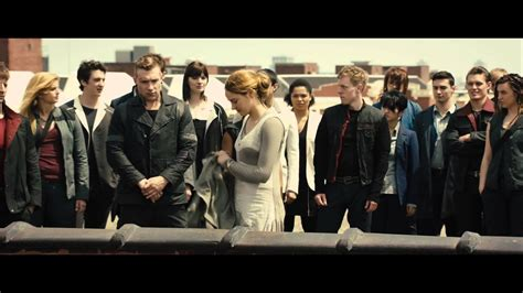Divergent - Tris - Welcome to Dauntless - YouTube