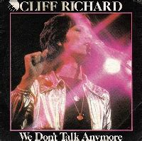 We Don't Talk Anymore - Wikipedia, the free encyclopedia