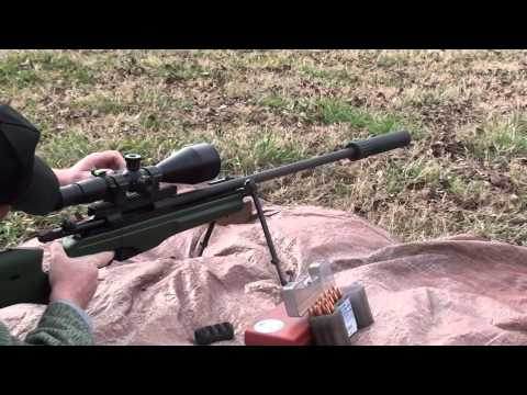 Sako TRG 22 and TRG 42 A1 sniper rifles   all4shooters