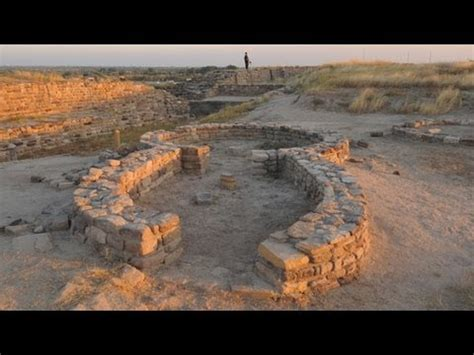 Natural Climate Change Wiped the Harappan Civilization off