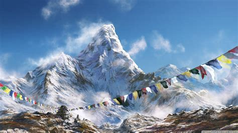 Introduction to Far Cry 4 - The Mid-Lands & The Himalayas