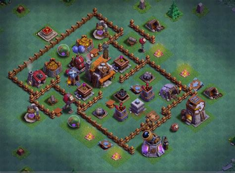 Top 5+ Best Builder Hall 5 Bases   3000+ Cups   Anti 2
