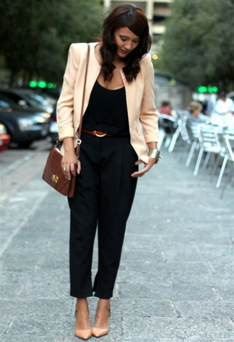 20 Amazing Office Chic Outfit Ideas (With images