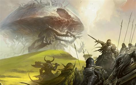 Magic: The Gathering Full HD Wallpaper and Background