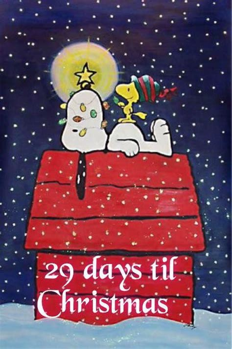 29 Days Until Christmas Pictures, Photos, and Images for