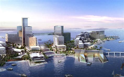 OQYANA World First showcases Luxury Islands Project