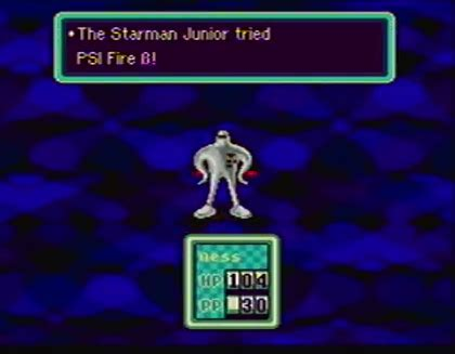 How to Lose to the Starman Junior « EarthBound Central