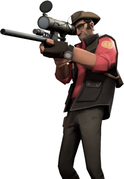 Team Fortress 2 Sniper Quotes