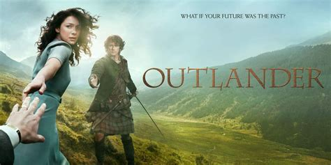 Outlander is Coming to Netflix in the U