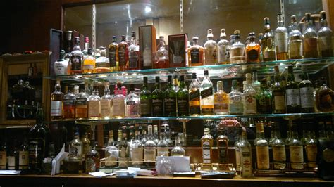 Back to the whisky bar | Empty Whisky Glass