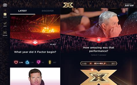 The X Factor UK for Android - APK Download