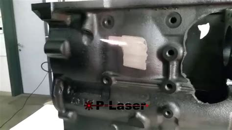 Motor Block Cleaning - YouTube