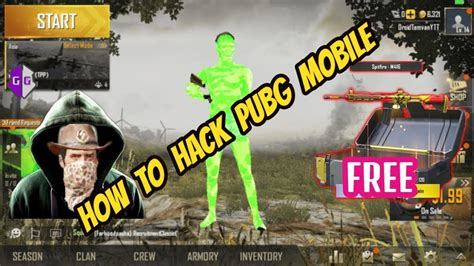 HOW TO HACK PUBG MOBILE IN PC - YouTube