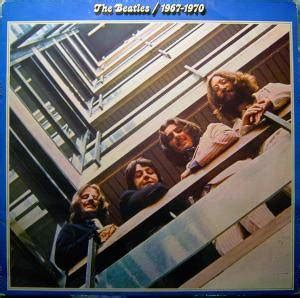 The Beatles: 1967-1970 - 2-LP (1976, Best-Of, Compilation