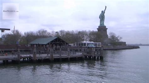 The Statue of Liberty and Ellis Island Recovering After