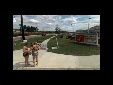 Best of Google Street View (Funny Pictures, Fails