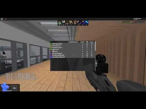 [Roblox Arsenal] Csgo Arms race in roblox!? - YouTube
