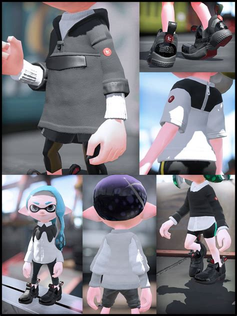 Another new clothing brand has been added to Splatoon 2