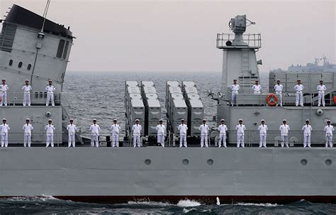 China says navy carries out drills in Sea of Japan   World