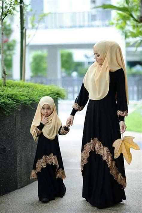 42+ Photos of Beautiful Hijab Girls With Their Cute Kids